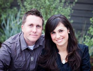 Jason and his wife, Crystalina